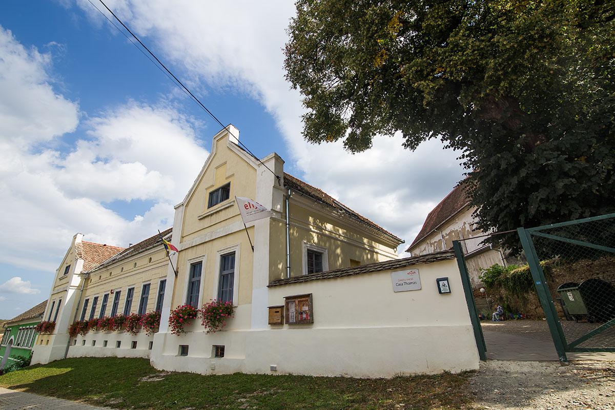 Sozialzentrum Casa Thomas in Nou