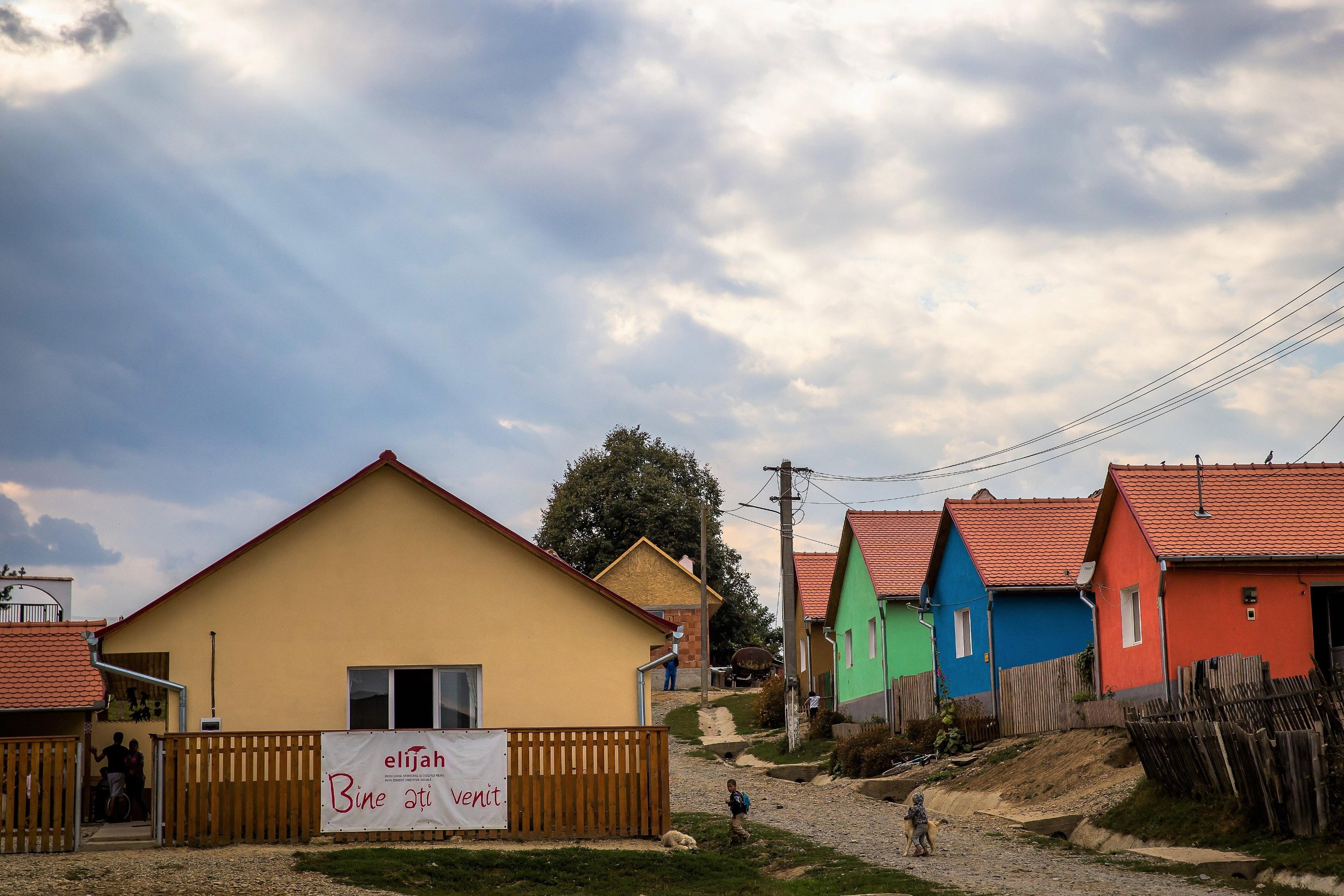 Siedlung Cartier Marghita